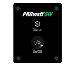 Accessories xantrex prowatt sw remote panel